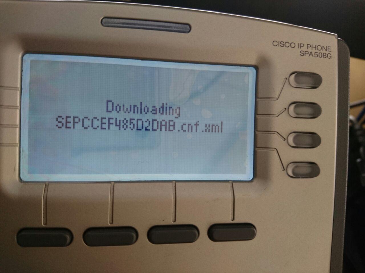 Inconvenientes Que Tengo Con El Teléfono IP de Cisco 508 G