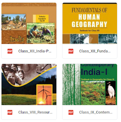 Huge Collection Of UPSC Material - VISION