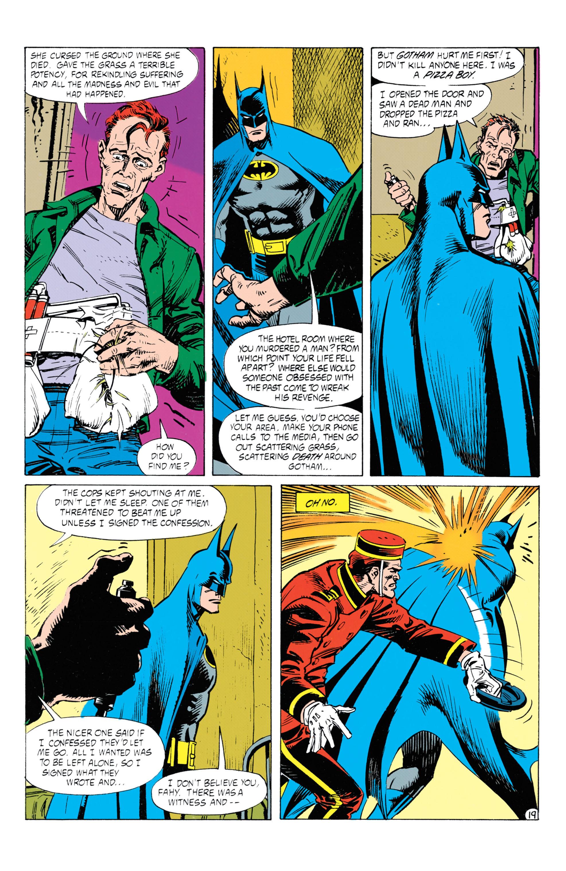 Detective Comics (1937) 629 Page 19