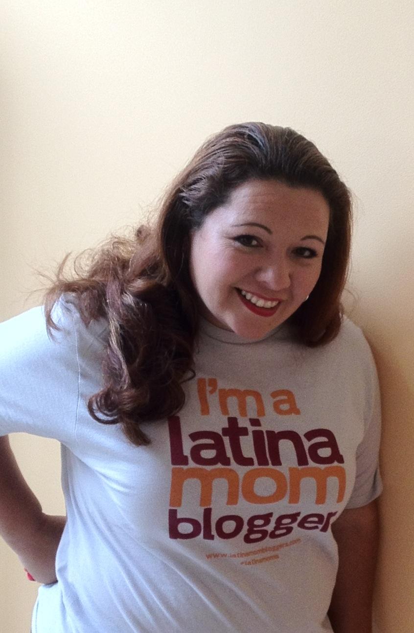 Latina mom