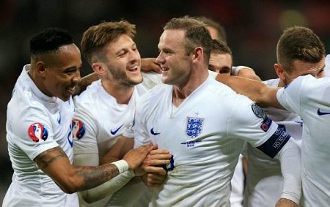 các cầu thủ nòng cốt của đối thủ bị chấn thương là yếu tố khách quan giúp cho tuyển Anh chạm gần hơn với chức vô địch