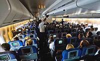 Первый полет на самолете стоя с Гянджы в Киев