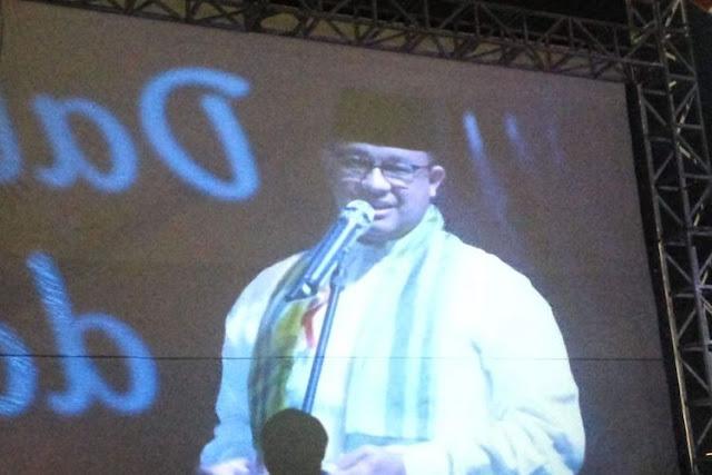 Gubernur Jakarta hadiri reuni 212, ini pesan Anies