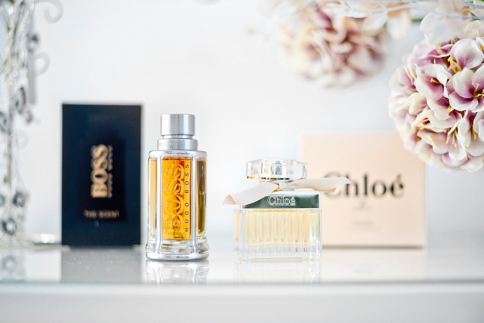 hhugo boss the scent, chloe signature, christmas gift ideas, aftershave for christmas, fragrance direct