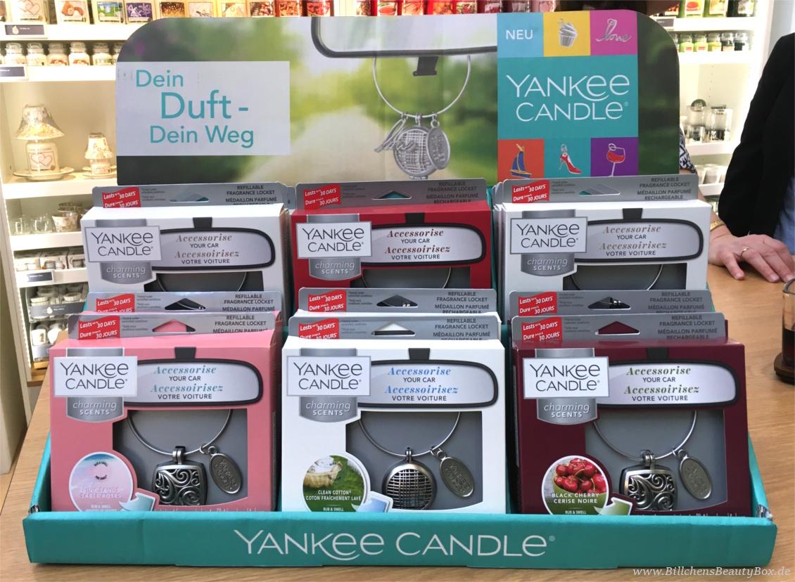 Yankee Candle - Alle Kollektionen und Duftbeschreibungen für 2018 - Charming Scents Starter Sets