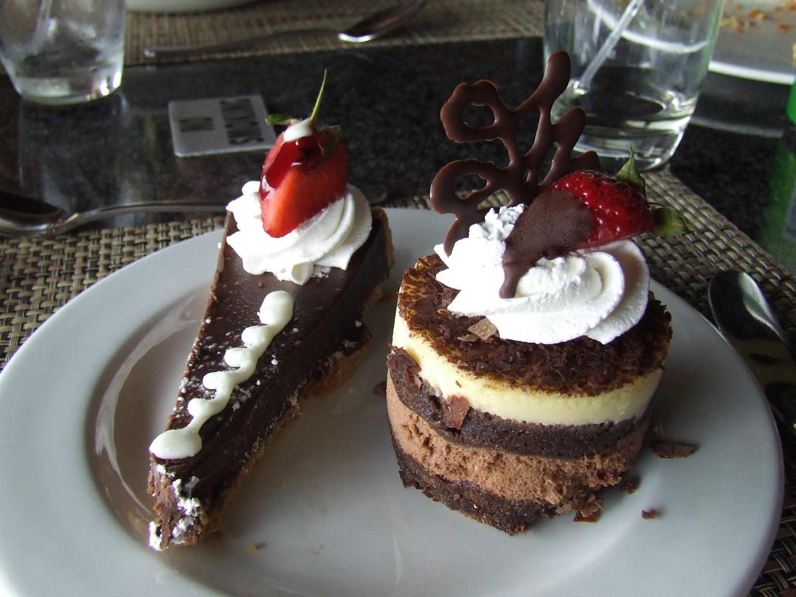 Black Forest Cake Food Safari