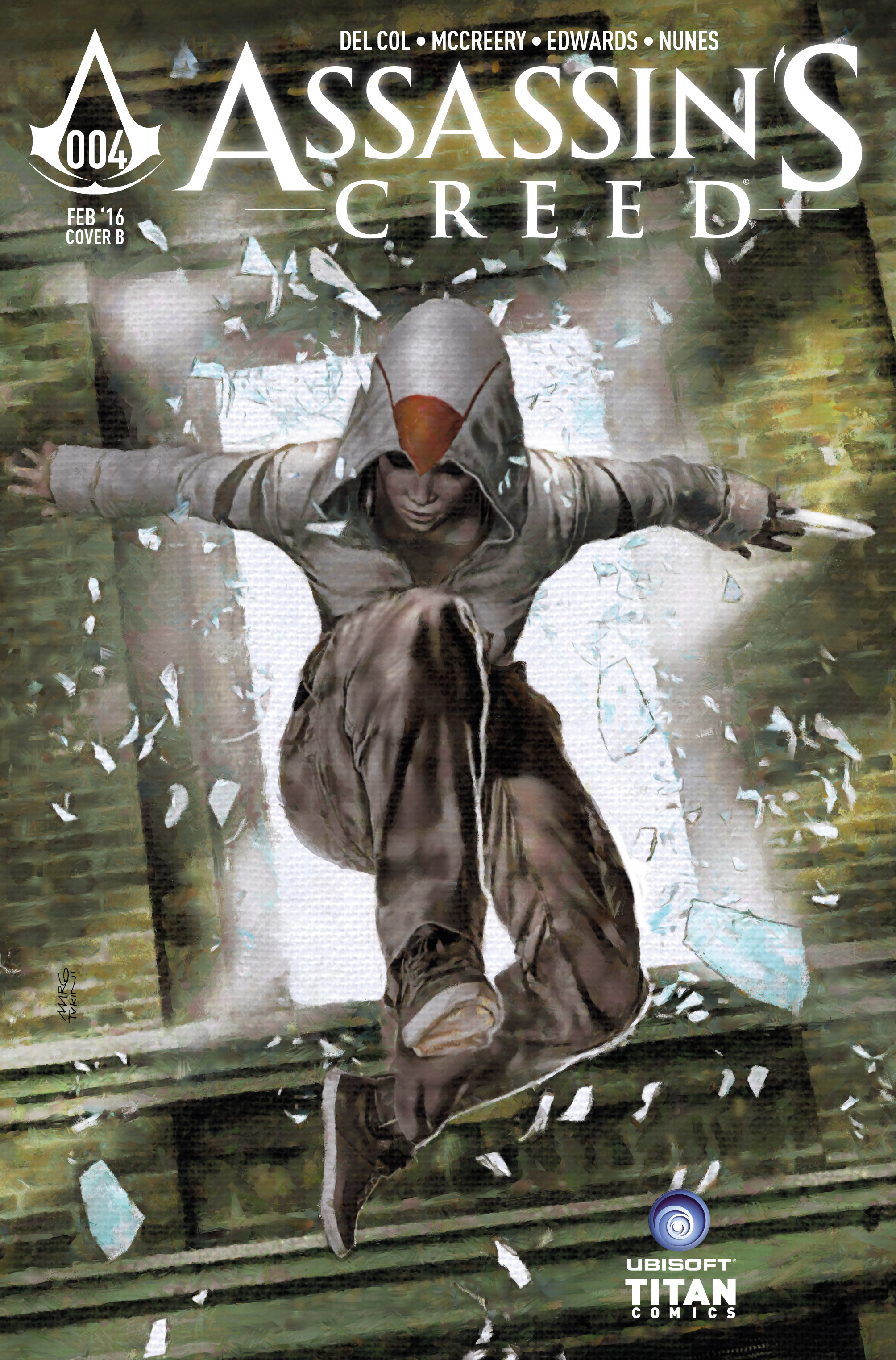 Read online Assassin's Creed (2015) comic -  Issue #4 - 28