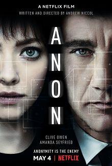 Sinopsis pemain genre Film Anon (2018)
