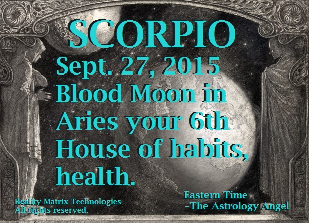 blood moon meaning for scorpio - photo #26