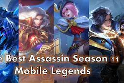 4 Assassin Terbaik Di Season 11 Mobile Legends. Manakah Favorit Kalian?