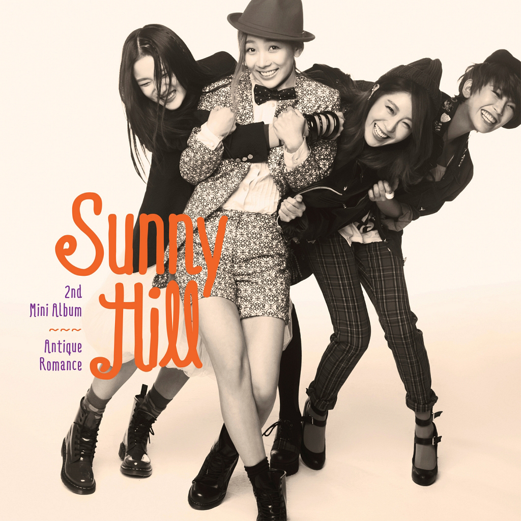 [EP] Sunny Hill – Antique Romance (FLAC)