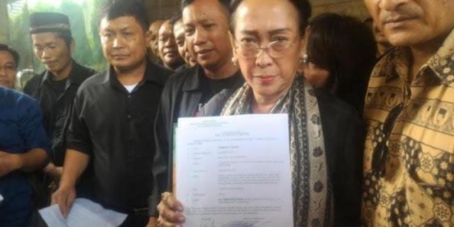 Menohok Banget, Begini Kritikan Nyelekit Sukmawati Soekarno Putri Pada Rizieq yang 'Kabur' ke Luar Negeri