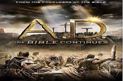 AD the bible continues pelicula español