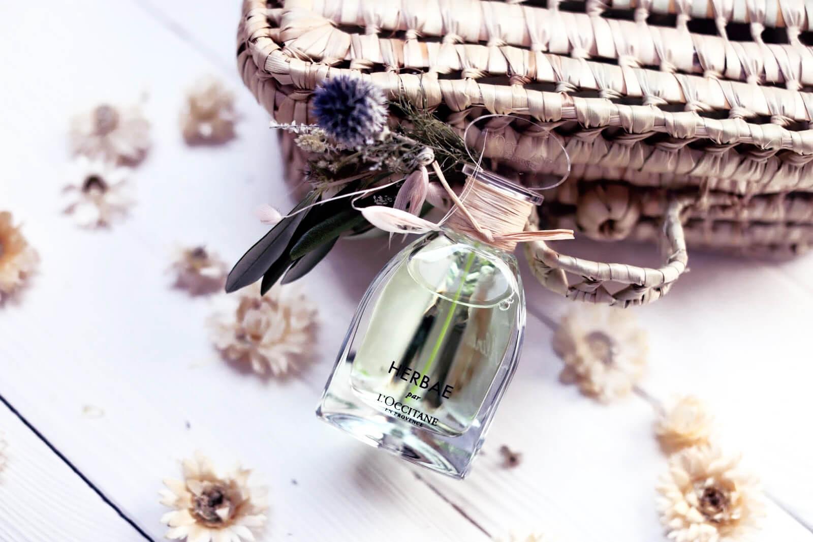 Loccitane Herbae Un Parfum Inspiré Par Lherbe Fraiche Kleo