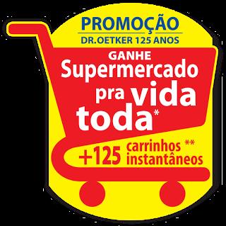 Participar Promoção Dr.Oetker 2016 Carrinhos de Compra