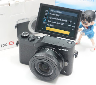 Mirrorless Panasonic Lumix GF9K 2nd