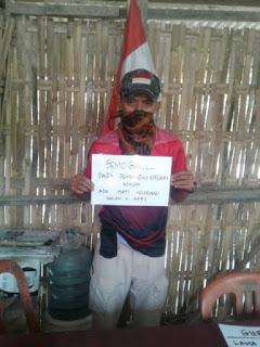 Guru Honorer Jalan kaki 100 Km Untuk Sampai Ke DPRD Indramayu.