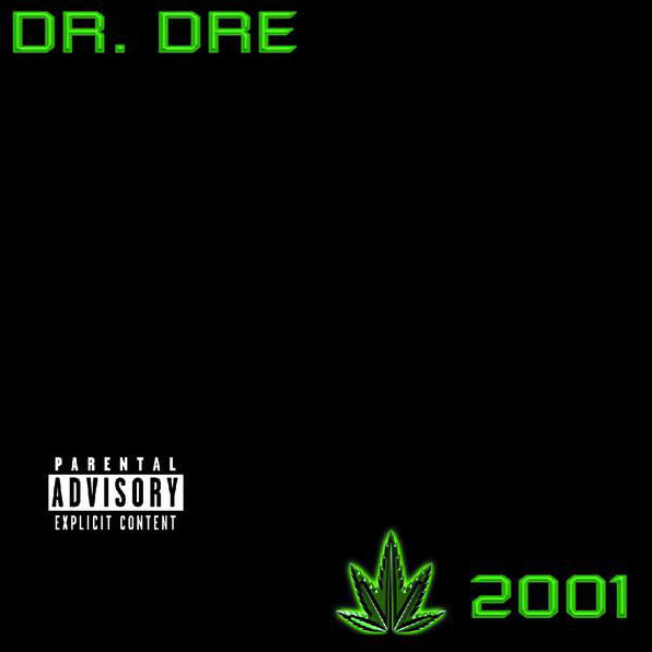 Dr. Dre - 2001 Cover