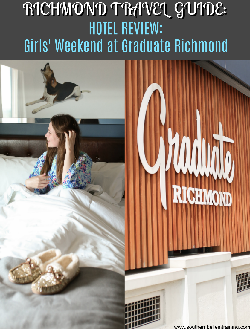 Richmond Travel Guide: Best Hotel to Stay At in Richmond VA