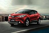 Toyota CHR, Mobil Yang Baru Saja Diluncurkan Akan Mengalami Pembaharuan Kembali di Tahun 2019