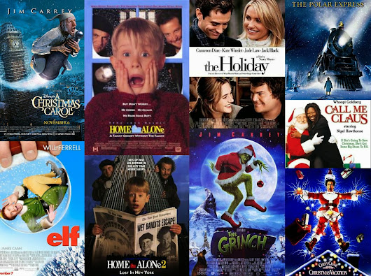 Favorite Christmas Movies and Songs!
