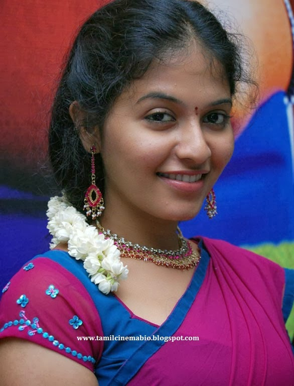 Profile and Biography of Tamil Actress Anjali - Tamil Cinema