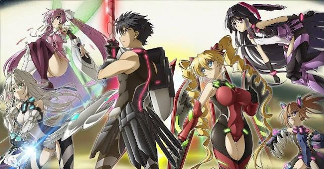 Hundred - Anime Action Romance Harem Terbaik