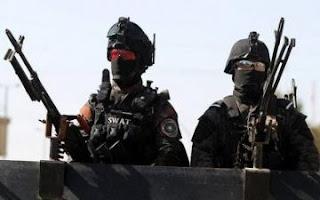 القبض على ثلاث انتحاريات ومقتل 37 داعشيا حاولوا الهروب الى ايسر الموصل