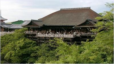 วัดคิโยมึสึเดระ (Kiyomizudera Temple)