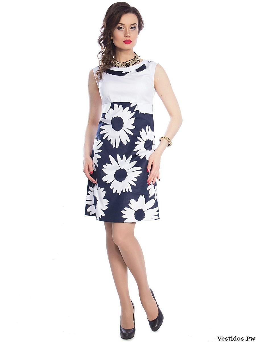 Vestidos Para Señoras De 40 Años 2018 Magnificas Opciones