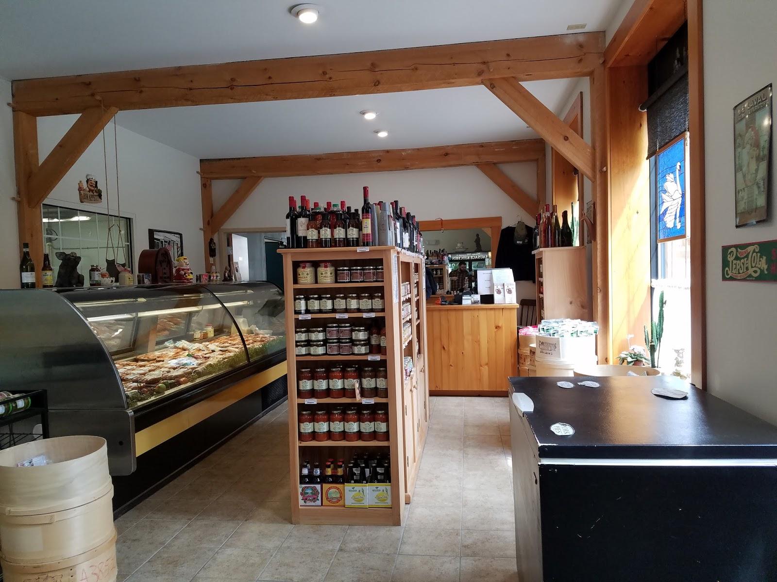 Maurice Bonneau S Sausage Kitchen