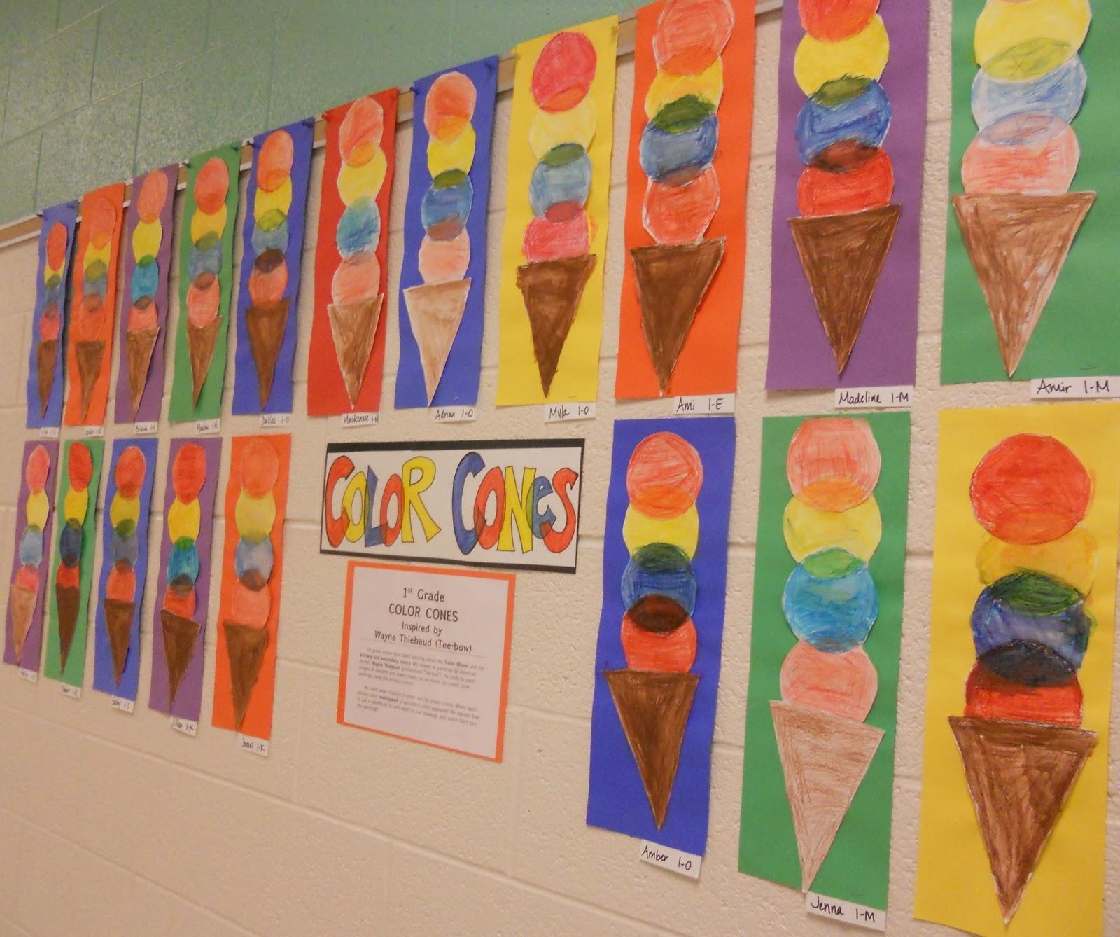 Teaching Art Oktober