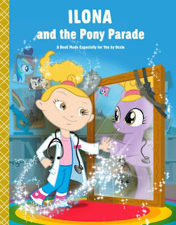 Hallmark Introduces Personalized MLP Book