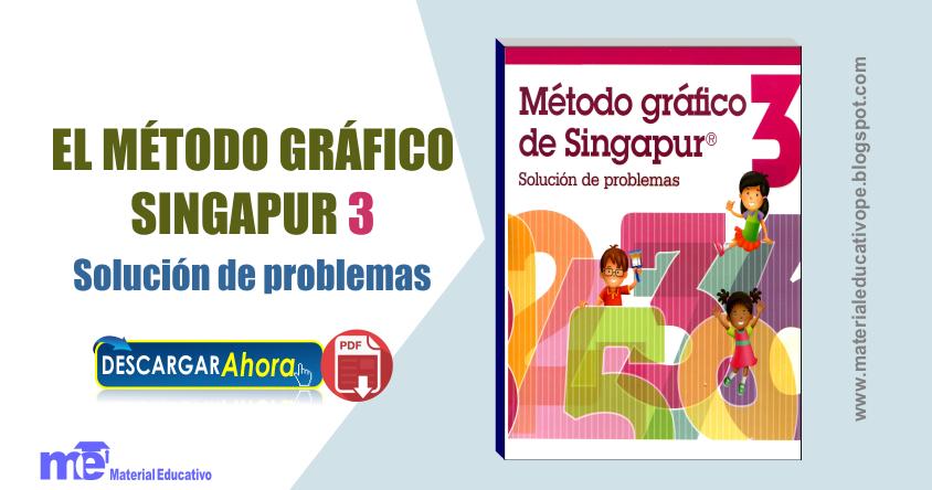 El Método Gráfico Singapur Tercer Grado Primaria-Soluciones de ...