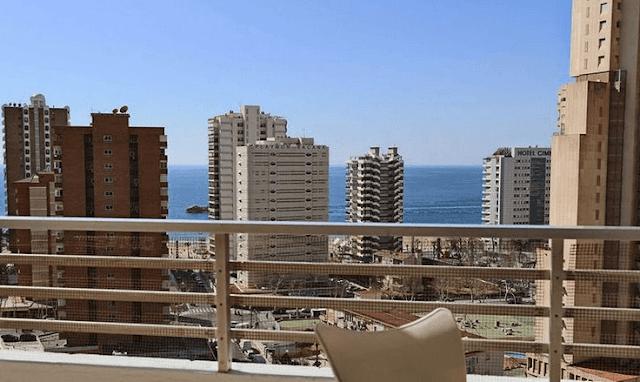 Apartamentos Maryciel en Benidorm