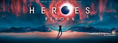 Heroes Reborn : Dark Matters