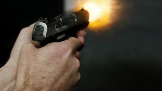 Jovem toma arma de policial federal e tenta o suicídio dentro de igreja em SL