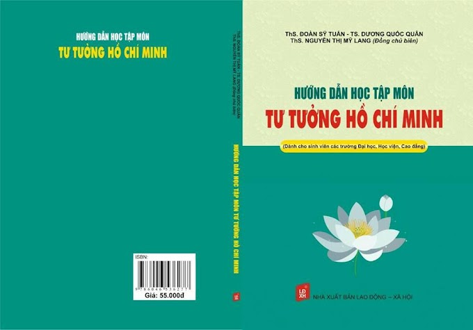 Hướng dẫn học tập môn Tư tưởng Hồ Chí Minh