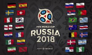 Jadwal Lengkap Penyisihan Grup Piala Dunia Russia 2018