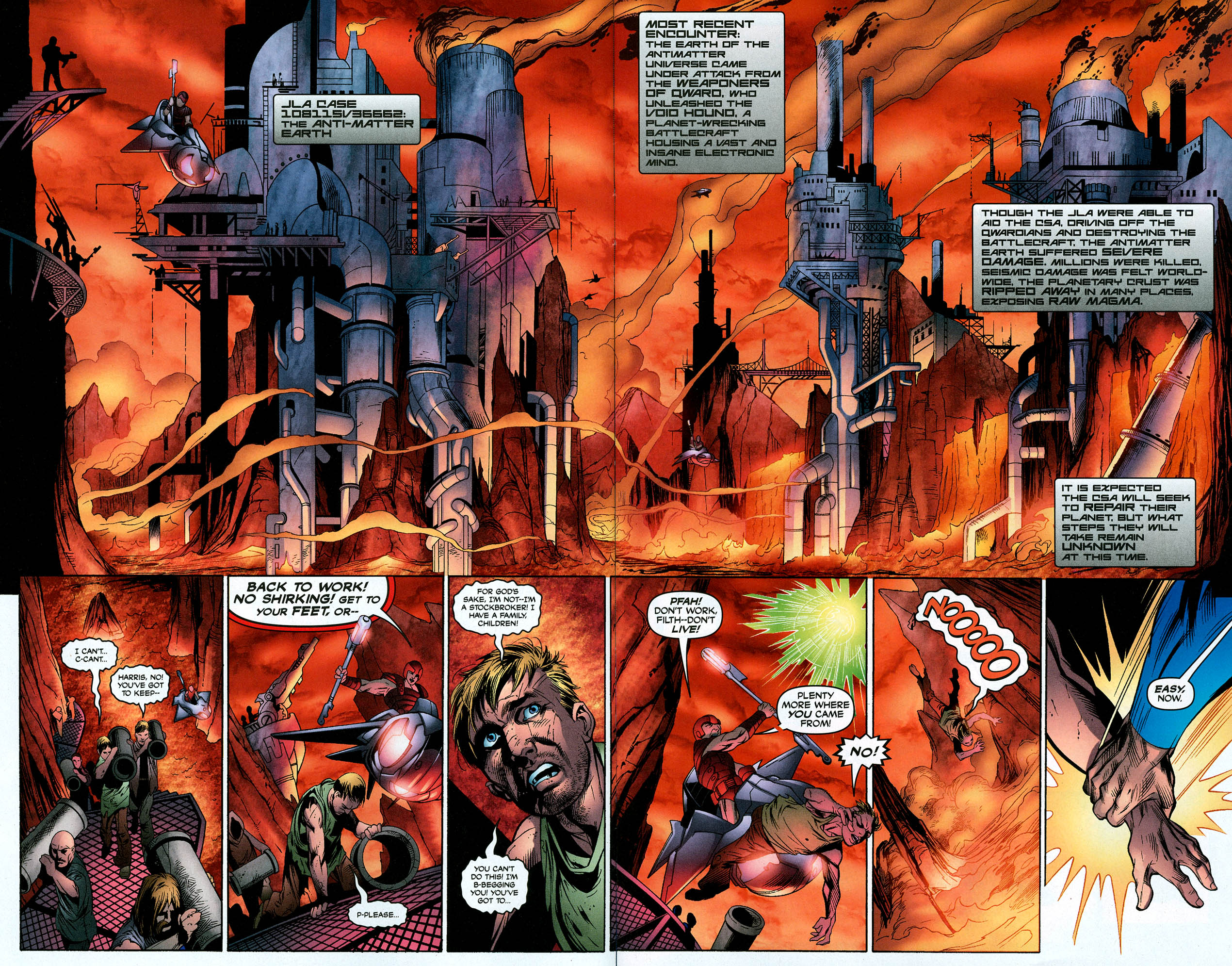 Read online Trinity (2008) comic -  Issue #10 - 12