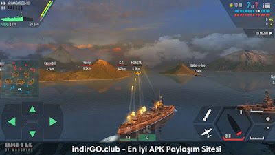 Battle of Warships hile APK