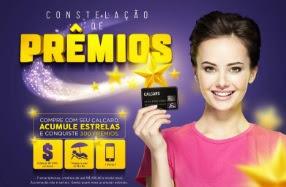 Cadastrar Promoção Calcard Cartões Constelação de Prêmios