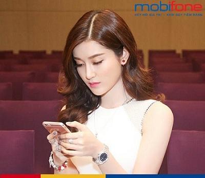 Dịch vụ MCA Mobifone thay đổi giá cước và tính năng