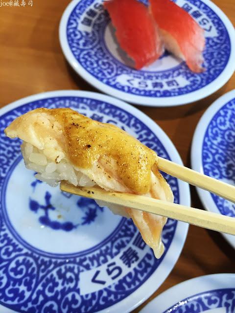 IMG 4061 - 【台中美食】來自日本的『藏壽司』讓你不只是單調的吃迴轉壽司,吃完還能玩遊戲喔! @迴轉壽司@日本連鎖@握壽司@日本道地