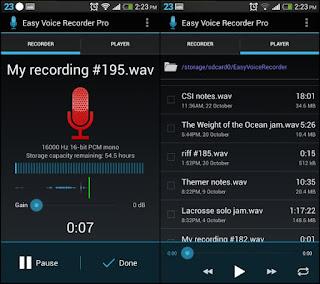rekam suara online jernih di laptop