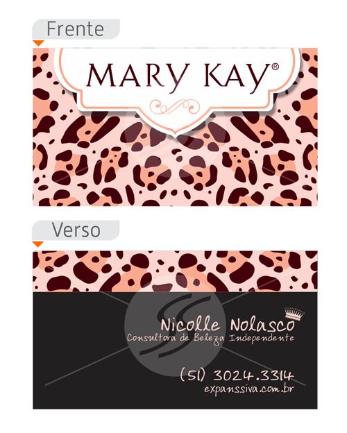cart%25C3%25B5es%2Bde%2Bvisita%2Bmary%2Bkay%2Bcriativos%2B%252812%2529 - 20 Cartões de Visita Mary Kay Top de Criatividade