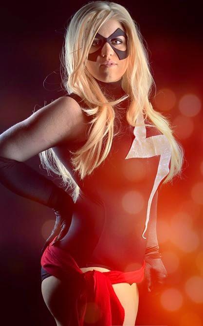 Jenn Marvel Ms Marvel