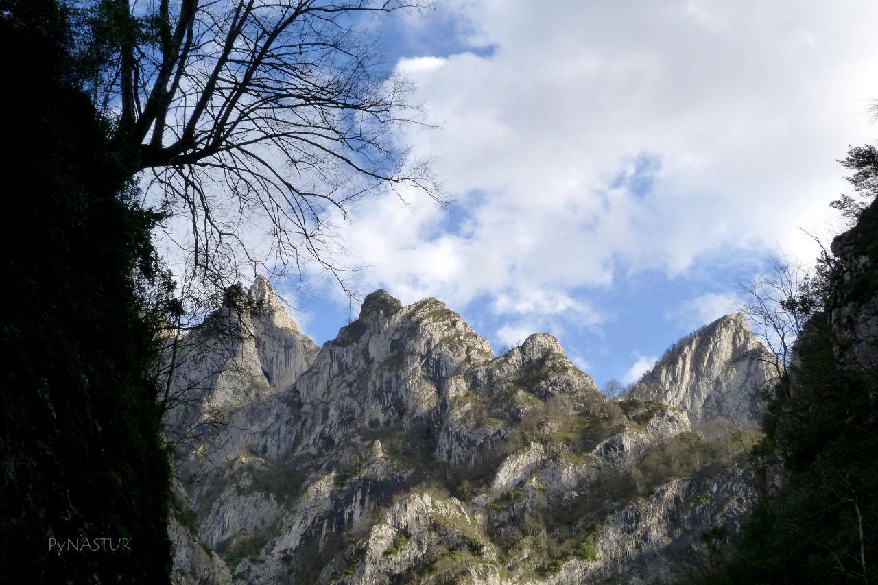 Desfiladero de Los Beyos - Parque Natural de Ponga - Asturias