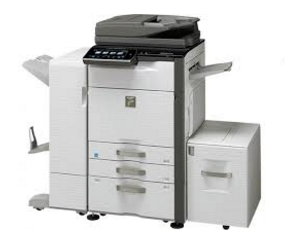 Sharp MX-C402SC Printer