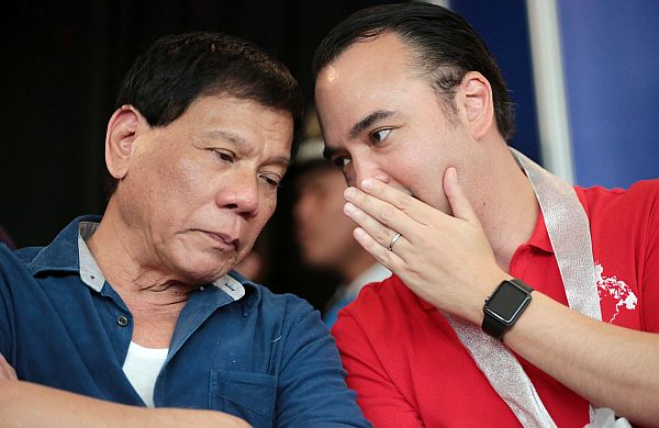 Sen. Cayetano : Trump and Duterte Are The Change That The World Needs